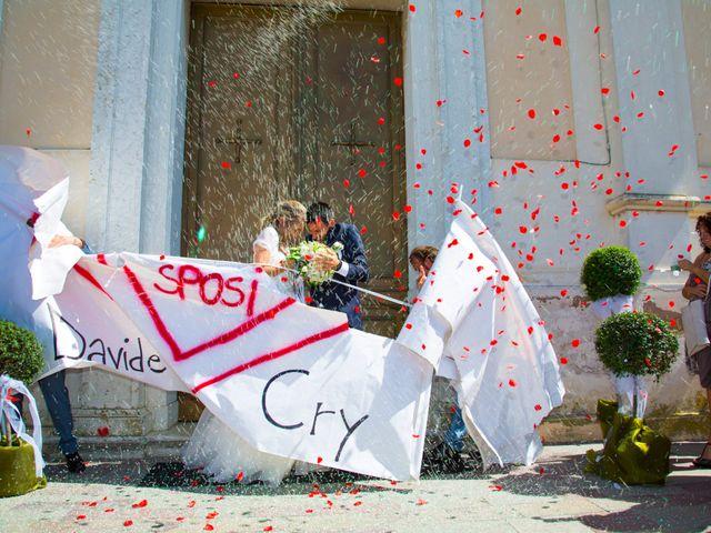 Il matrimonio di Cristina e Davide a Santa Giustina in Colle, Padova 16
