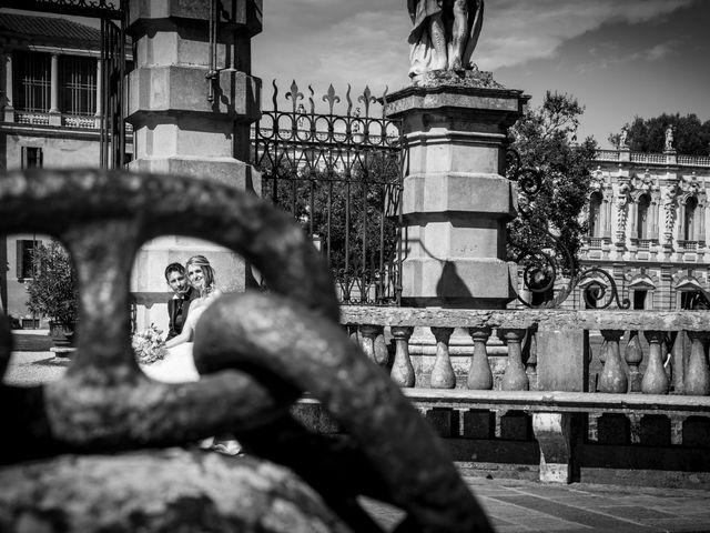 Il matrimonio di Cristina e Davide a Santa Giustina in Colle, Padova 17