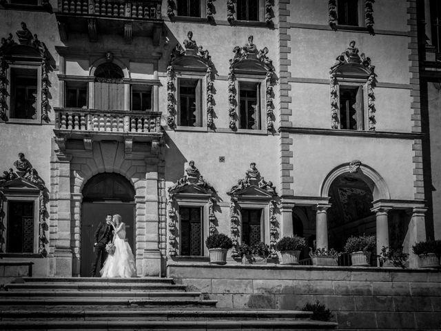 Il matrimonio di Cristina e Davide a Santa Giustina in Colle, Padova 18