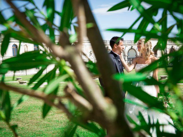 Il matrimonio di Cristina e Davide a Santa Giustina in Colle, Padova 19