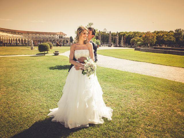 Il matrimonio di Cristina e Davide a Santa Giustina in Colle, Padova 20