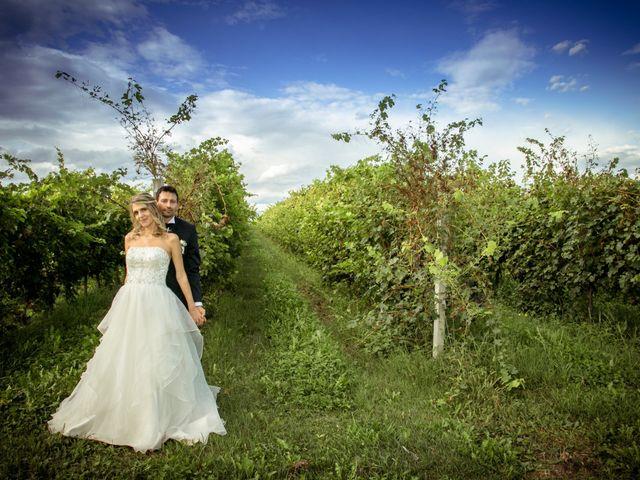 Le nozze di Davide e Cristina