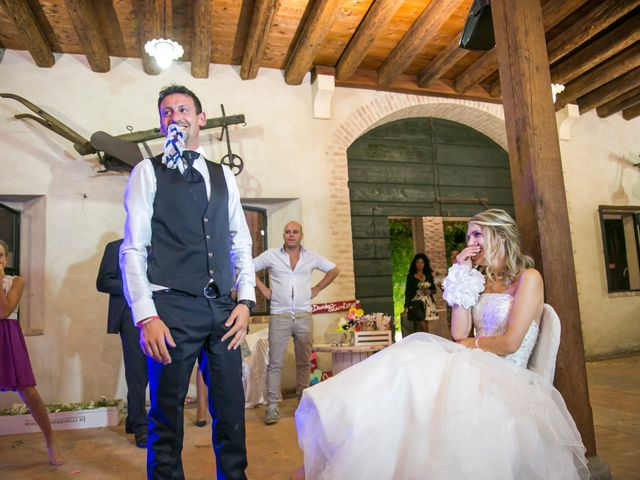 Il matrimonio di Cristina e Davide a Santa Giustina in Colle, Padova 32