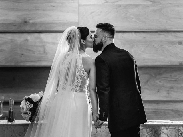 Le nozze di Erika e Gabriele
