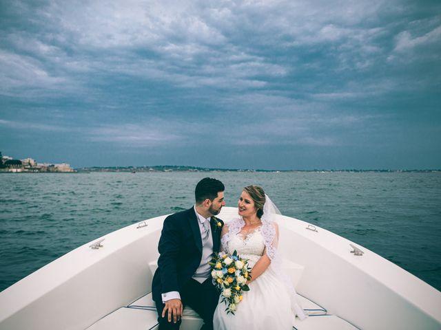 Il matrimonio di Stelvio e Giulia a Siracusa, Siracusa 18