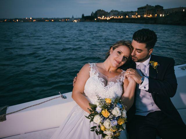Il matrimonio di Stelvio e Giulia a Siracusa, Siracusa 19