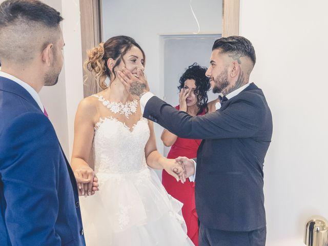 Il matrimonio di Luca e Moyra a Legnano, Milano 25