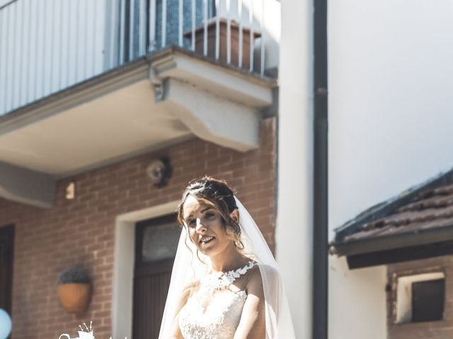 Il matrimonio di Luca e Moyra a Legnano, Milano 36
