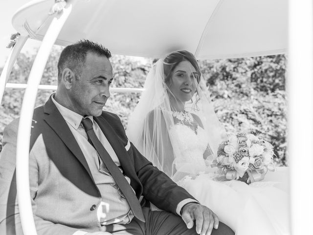 Il matrimonio di Luca e Moyra a Legnano, Milano 39
