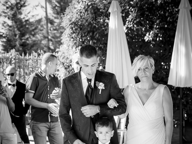 Il matrimonio di Luca e Moyra a Legnano, Milano 40