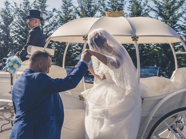 Il matrimonio di Luca e Moyra a Legnano, Milano 45