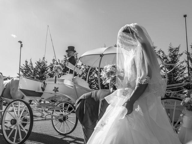 Il matrimonio di Luca e Moyra a Legnano, Milano 46
