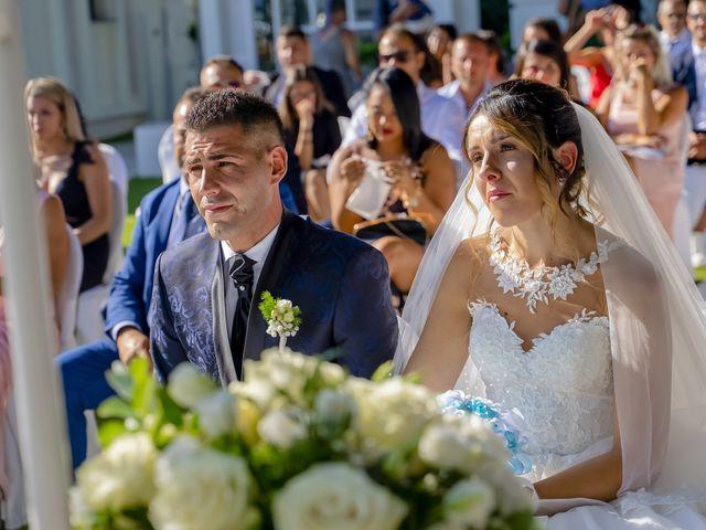 Il matrimonio di Luca e Moyra a Legnano, Milano 50