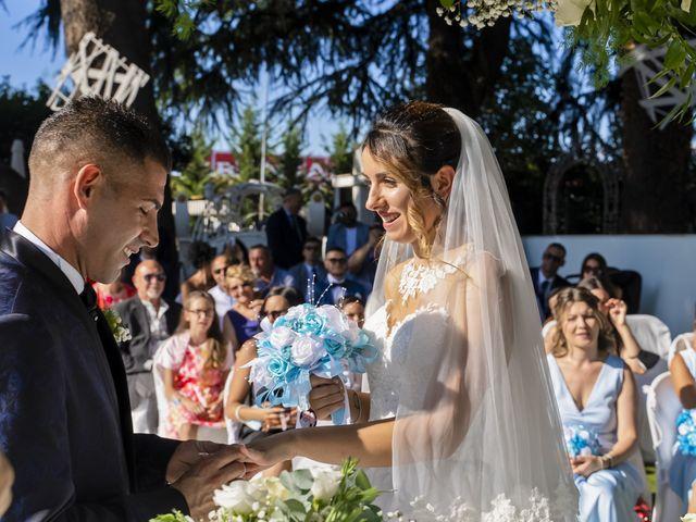 Il matrimonio di Luca e Moyra a Legnano, Milano 52