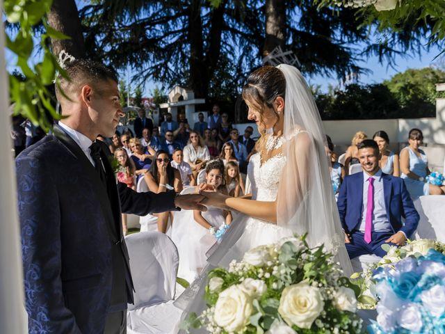 Il matrimonio di Luca e Moyra a Legnano, Milano 53