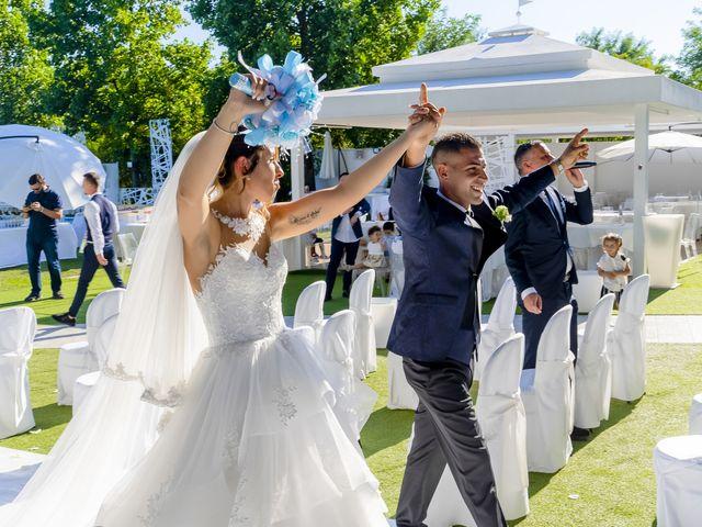 Il matrimonio di Luca e Moyra a Legnano, Milano 55