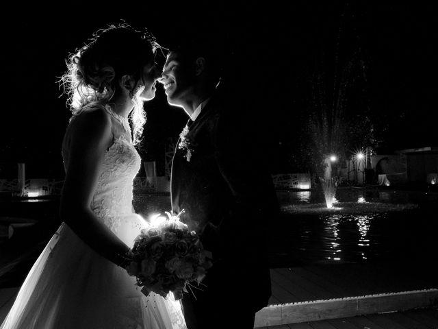 Il matrimonio di Luca e Moyra a Legnano, Milano 79
