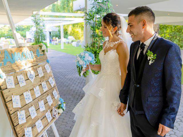 Il matrimonio di Luca e Moyra a Legnano, Milano 85