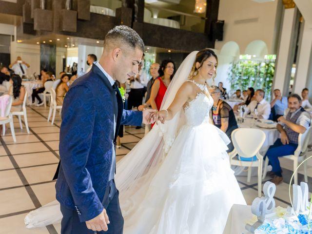 Il matrimonio di Luca e Moyra a Legnano, Milano 86