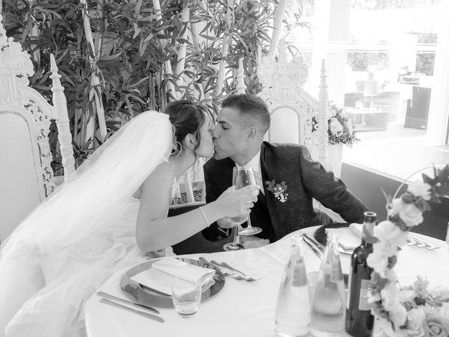 Il matrimonio di Luca e Moyra a Legnano, Milano 87