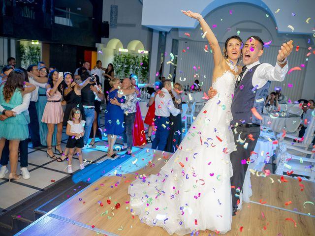 Il matrimonio di Luca e Moyra a Legnano, Milano 91