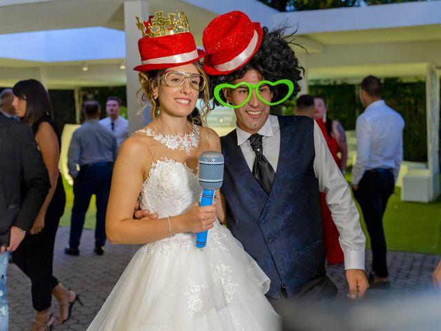 Il matrimonio di Luca e Moyra a Legnano, Milano 96