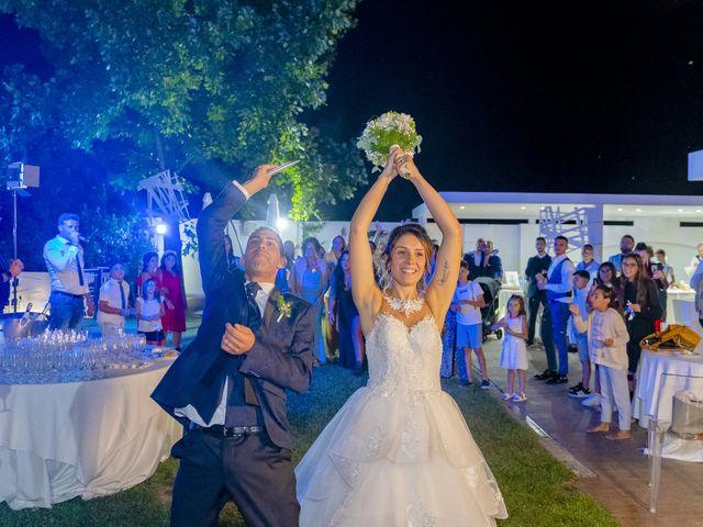 Il matrimonio di Luca e Moyra a Legnano, Milano 116