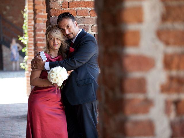 Il matrimonio di Davide e Viola a Giussago, Pavia 4