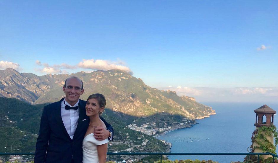 Il matrimonio di Alessandro Scognamiglio  e Veronica Moretti  a Ravello, Salerno