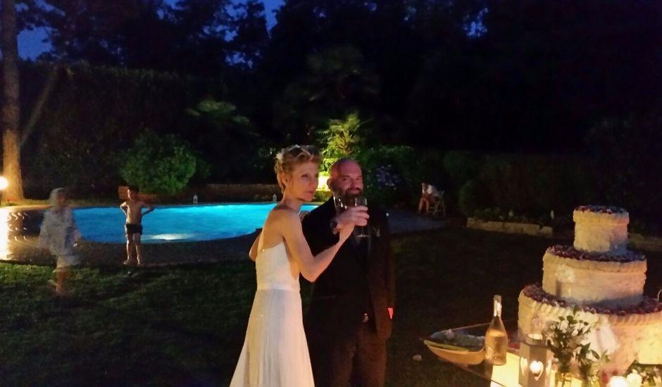 Il matrimonio di Fabio e Serena a Dairago, Milano