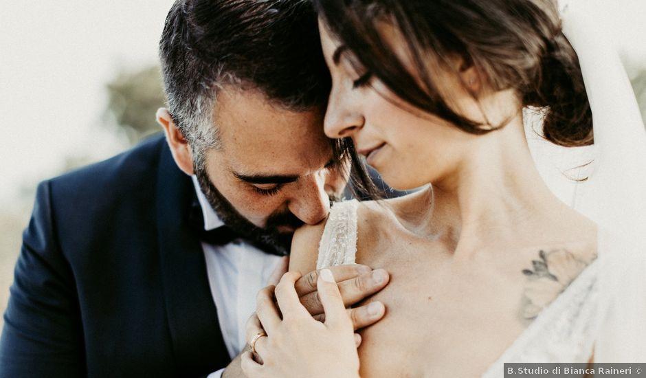 Il matrimonio di Davide e Benedetta a Finale Ligure, Savona