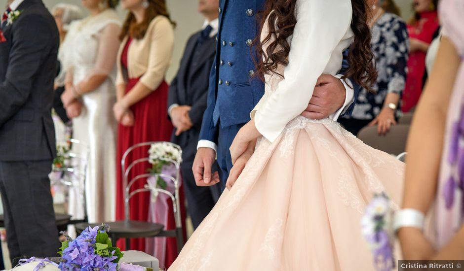 Il matrimonio di Andrea e Giorgia a Chieri, Torino