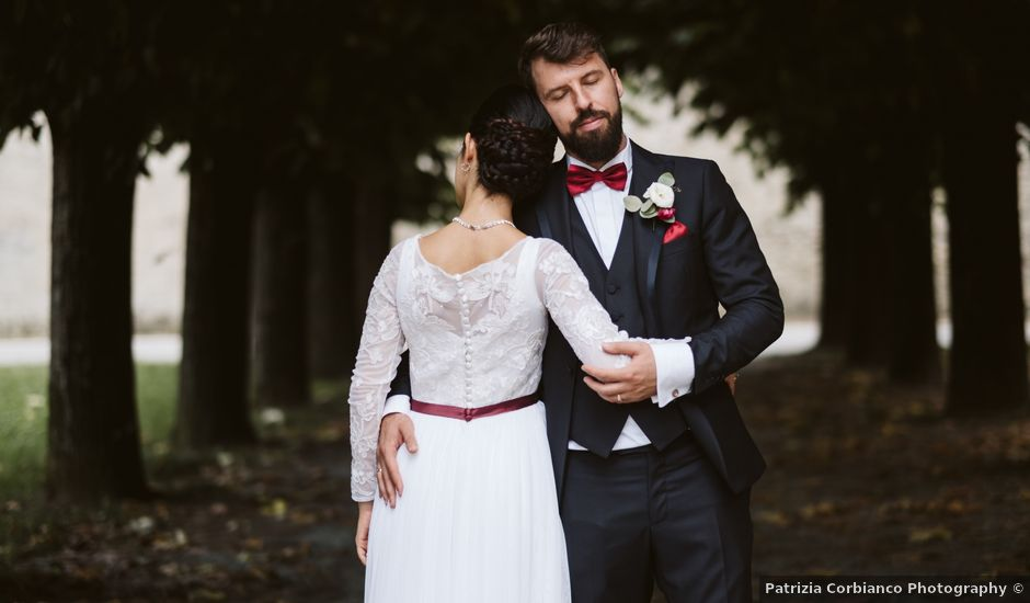 Il matrimonio di Diego e Mara a Venaria Reale, Torino