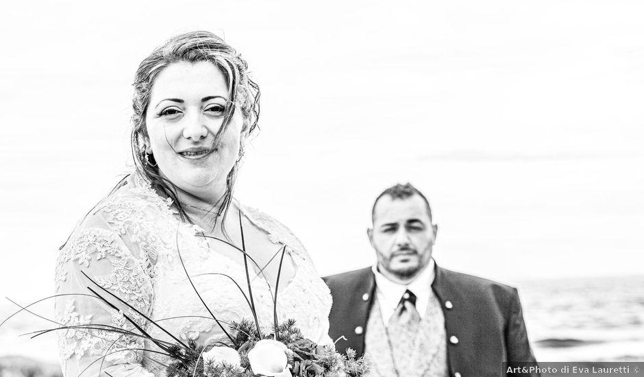Il matrimonio di Paola e Simone a Terracina, Latina