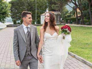 Le nozze di Simona Pau e Abdellatif Choukrad