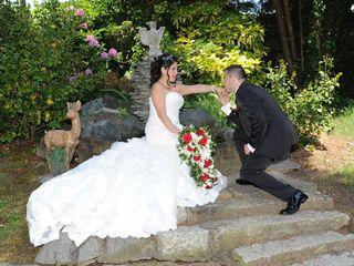 Le nozze di Lucero e Simone 1