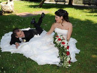 Le nozze di Lucero e Simone