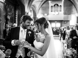 Le nozze di Federica e Iacopo