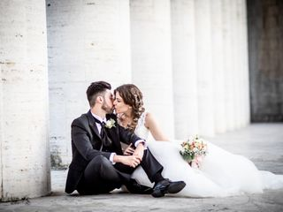 Le nozze di Danilo e Giorgia