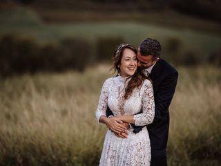 Le nozze di Sara e Nicola