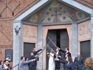 Le nozze di Miriam e Jury
