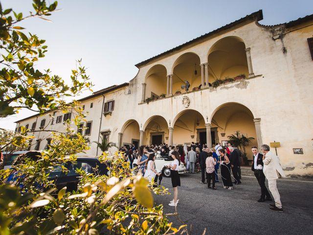 Il matrimonio di Mario e Tania a Pescia, Pistoia 24