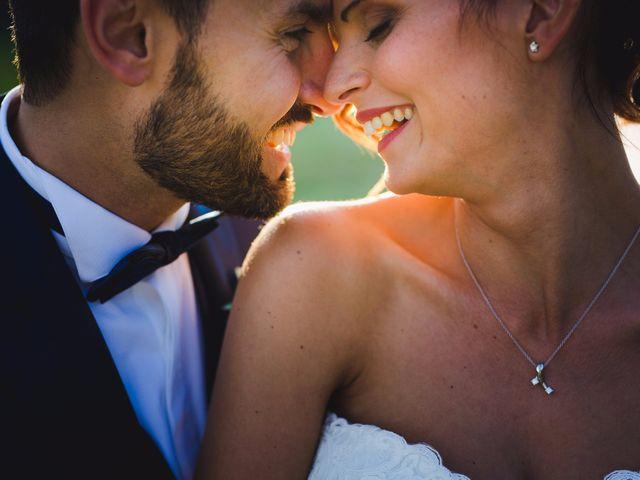 Le nozze di Tania e Mario