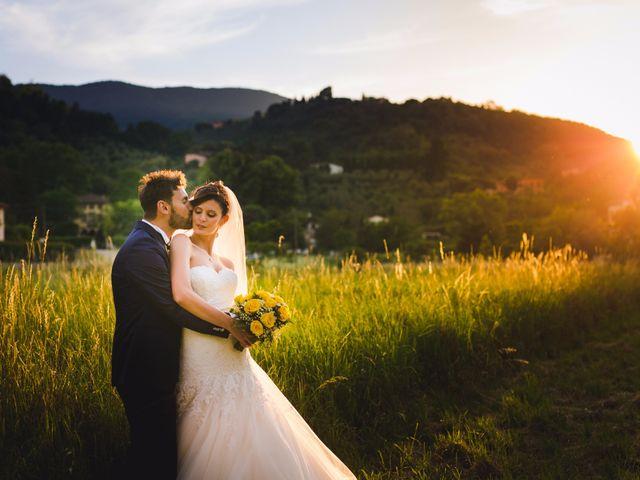Il matrimonio di Mario e Tania a Pescia, Pistoia 1