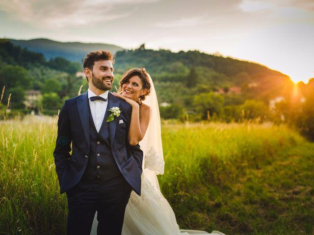 Il matrimonio di Mario e Tania a Pescia, Pistoia 37