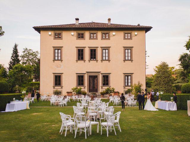 Il matrimonio di Mario e Tania a Pescia, Pistoia 45