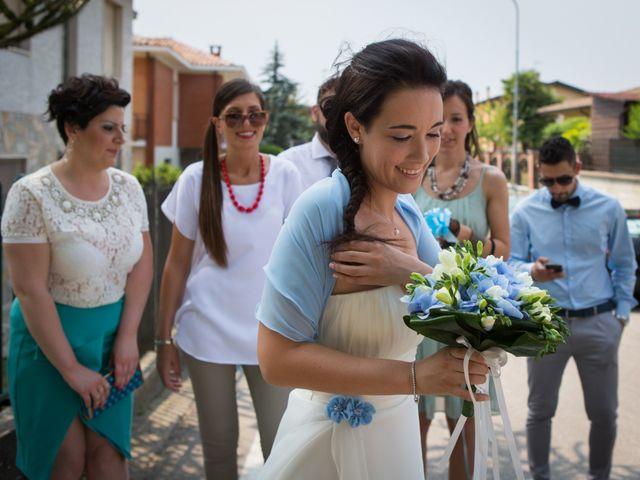 Il matrimonio di Alessandro e Alice a Pavia, Pavia 21