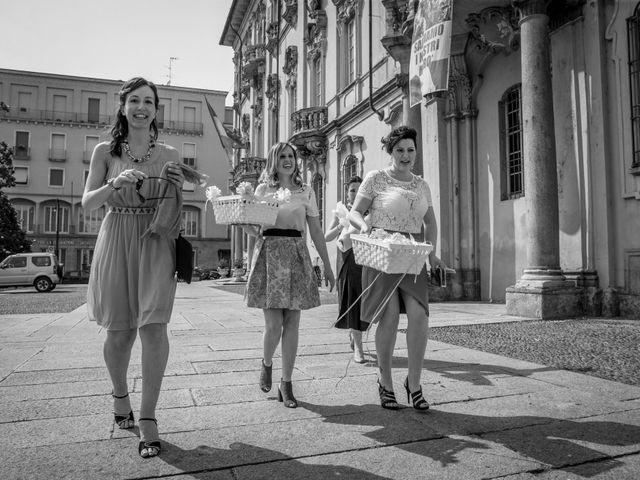 Il matrimonio di Alessandro e Alice a Pavia, Pavia 29