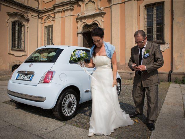 Il matrimonio di Alessandro e Alice a Pavia, Pavia 35