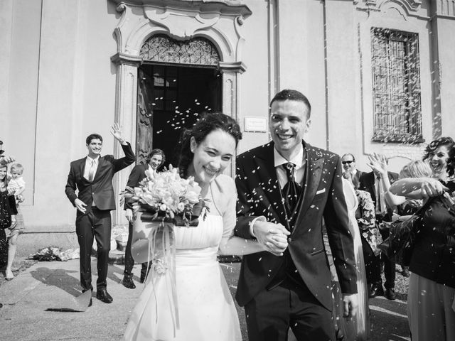 Il matrimonio di Alessandro e Alice a Pavia, Pavia 53